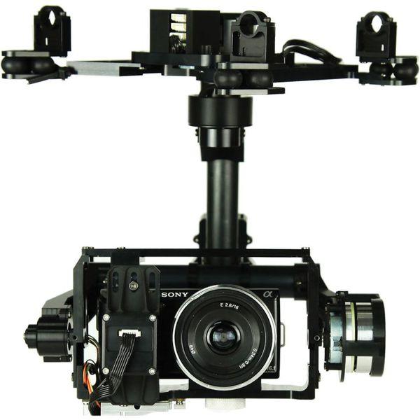 Гексакоптер DJI S900 + полетный контроллер A2 + подвес Z15-N7