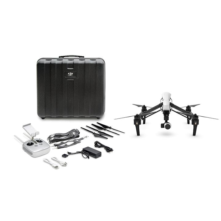 Квадрокоптер DJI Inspire 1 V2.0 с камерой Zenmuse X3 4K