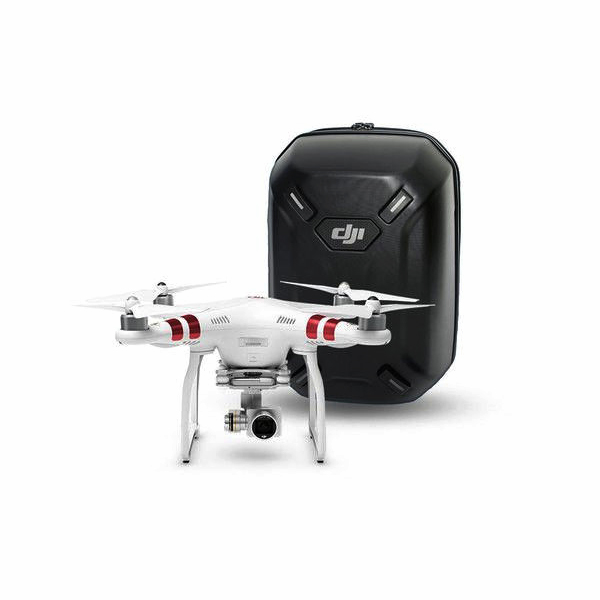 Квадрокоптер DJI Phantom 3 Standard с рюкзаком