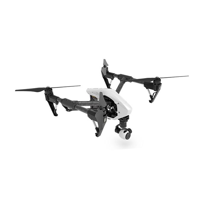 Квадрокоптер DJI Inspire 1 с UHDTV камерой (2 ПДУ)