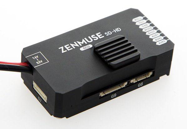 Подвес DJI Zenmuse Z15-5D для камер Canon EOS 5D Mark III, 5D Mark II