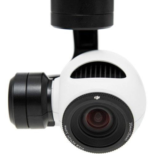 Подвес с камерой DJI Zenmuse X3 для Inspire 1 (Inspire 1 Part 40)