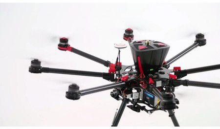 Парашют аварийной посадки DJI S900/S1000/S1000+ (DJI Dropsafe)