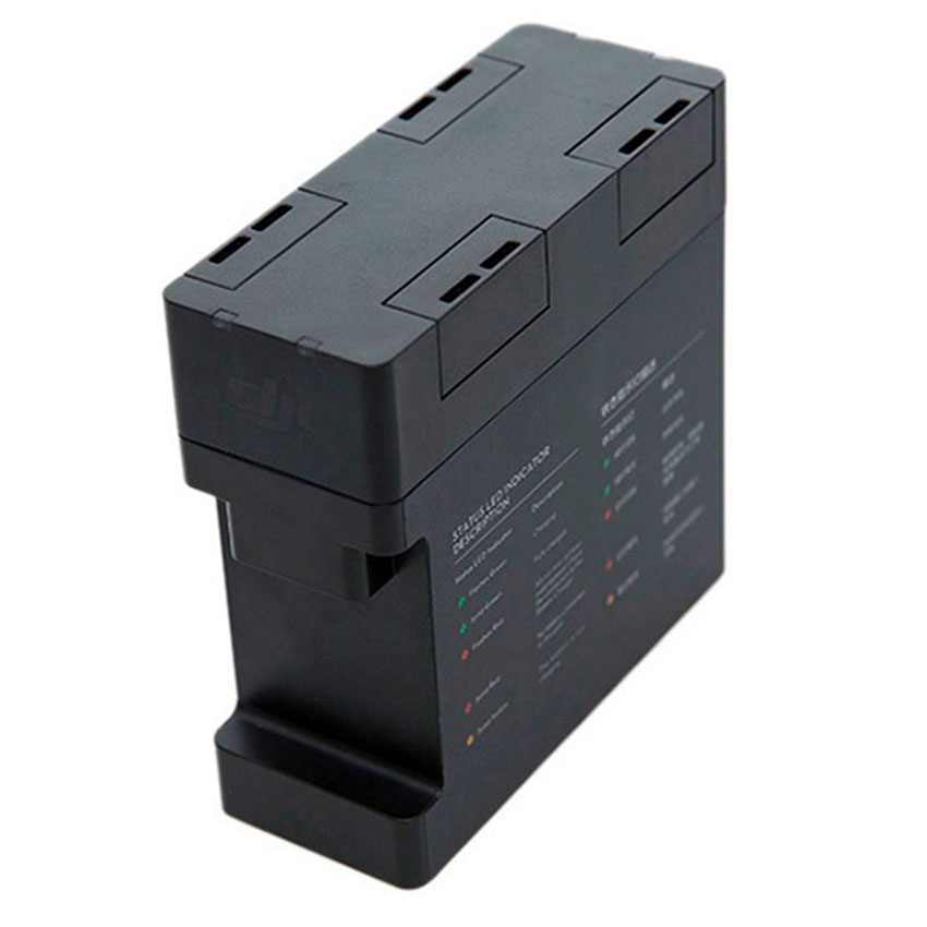 Хаб DJI для одновременной зарядки 4-х аккумуляторов Inspire 1