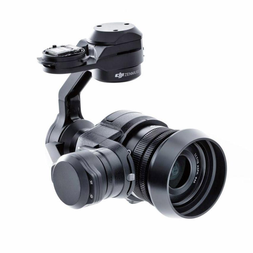 Квадрокоптер DJI Inspire 1 PRO с камерой ZENMUSE X5
