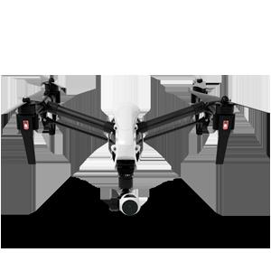 Квадрокоптеры DJI Inspire 1