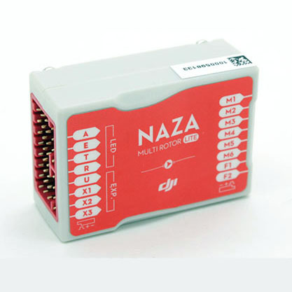 Полетный контроллер DJI NAZA-M LITE для мультикоптеров (комплект)