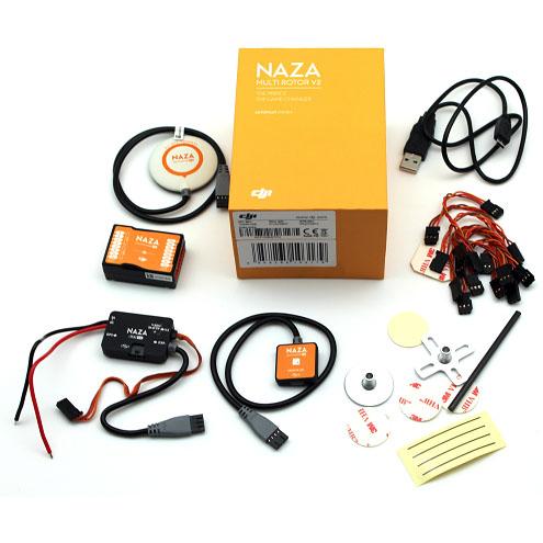 Полетный контроллер DJI NAZA-M V2 с GPS-модулем