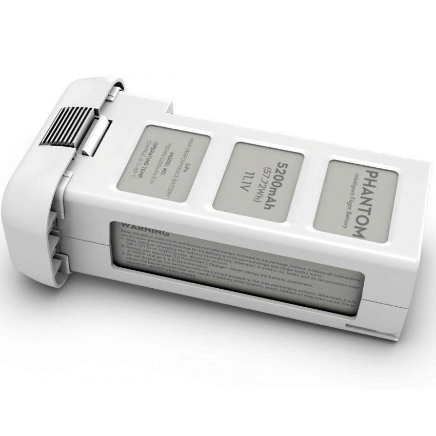 Аккумулятор Li-Pol 5200mAh для квадрокоптеров DJI Phantom 2 (Phantom 2V Part 1)