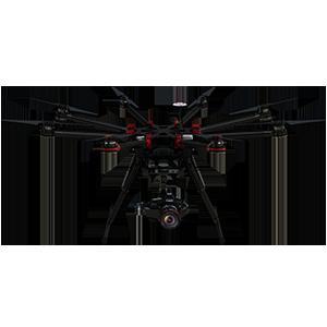 Октокоптеры DJI S1000