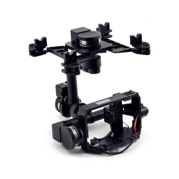 Октокоптер DJI S1000Plus + полетный контроллер A2 + подвес Z15-N7