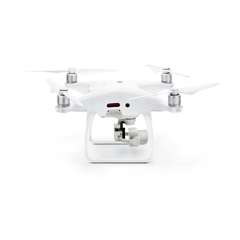 Квадрокоптер DJI Phantom 4 Pro Plus V2.0 с 3мя аккумуляторами