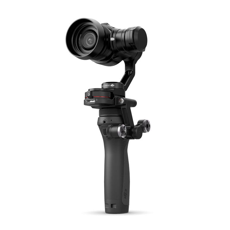 Стедикам DJI OSMO Pro с камерой Zenmuse X5 c разрешением 4K