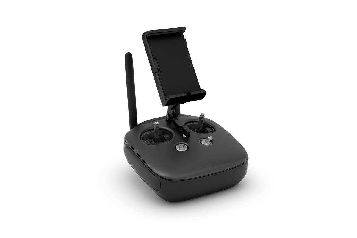 Квадрокоптер DJI Inspire 1 Pro Black Edition с камерой Zenmuse X5 4K (1 пульт)