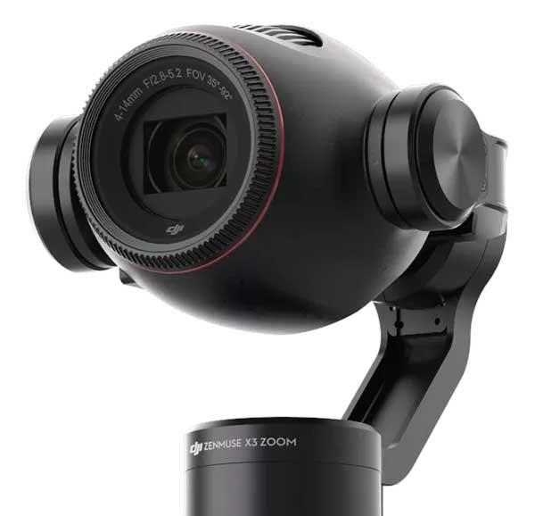 Камера и подвес в сборе DJI Osmo Plus
