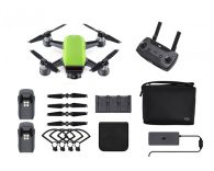 kvadrokopter-dji-spark-fly-more-combo-green