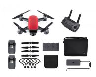 kvadrokopter-dji-spark-fly-more-combo-red