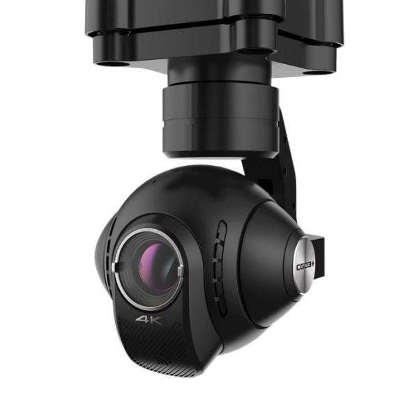 Гексакоптер Yuneec Typhoon H Professional с 4K FPV камерой с рюкзаком и 2 АКБ RTF