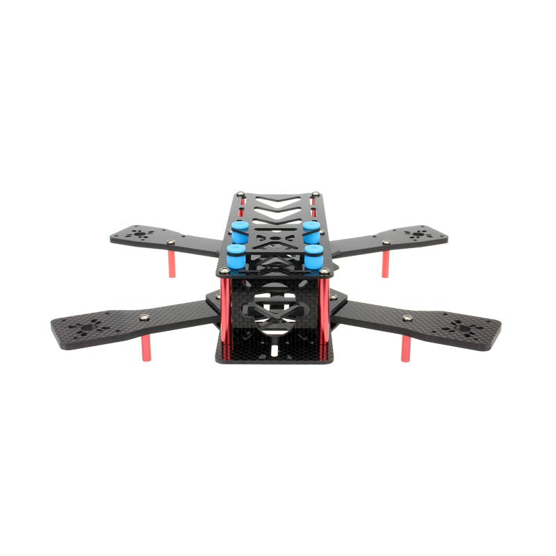 Квадрокоптер гоночный EMAX Nighthawk 250/280 II Carbon Red KIT