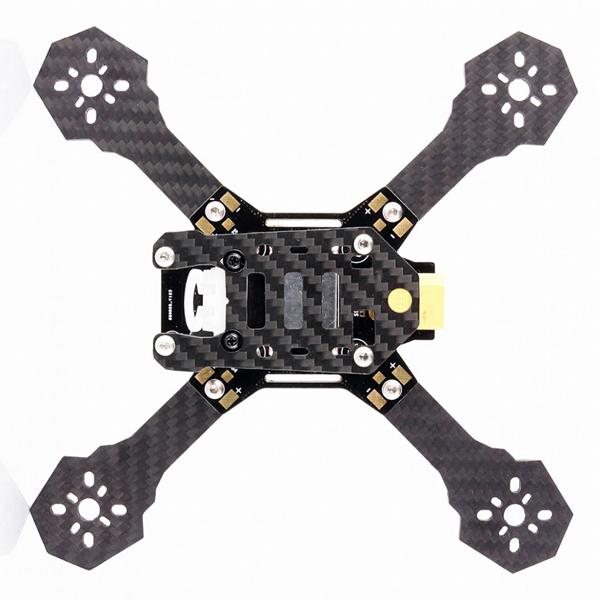 Гоночный квадрокоптер EMAX Nighthawk X5 200 Carbon KIT