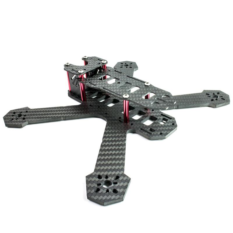 Квадрокоптер гоночный EMAX Nighthawk HX 200 Carbon KIT