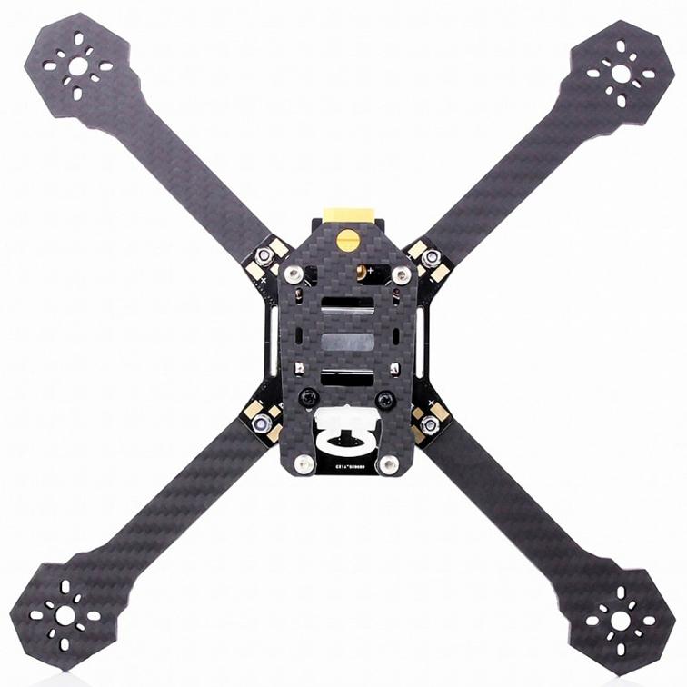 Квадрокоптер гоночный EMAX Nighthawk-X6 240 Carbon KIT