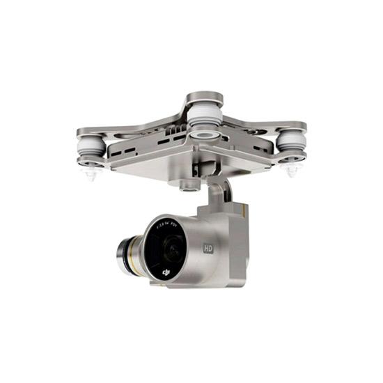 Подвес с камерой для DJI Phantom 3 Adv (Part 6)