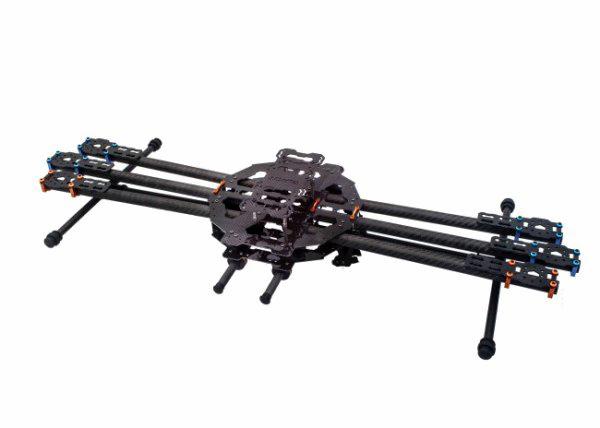 Карбоновая рама гексакоптера Tarot Iron Man FY680 складная