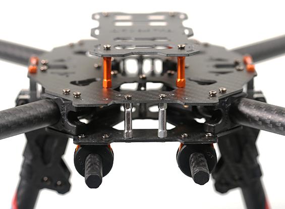 Карбоновая рама квадрокоптера Tarot Iron Man FY650 складная