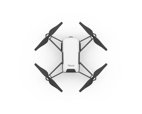 Квадрокоптер DJI Ryze Tello c двумя аккумуляторами