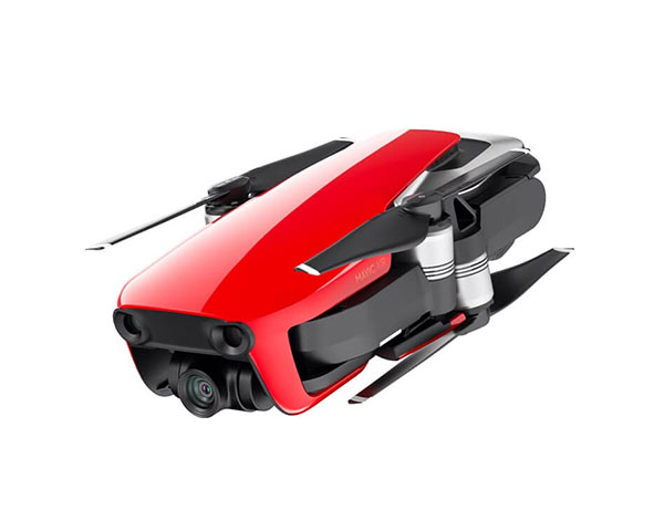 Квадрокоптер DJI Mavic Air Fly More Combo Flame Red и видеоочки DJI Goggles