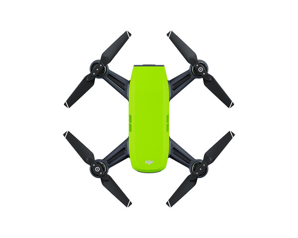Квадрокоптер DJI Spark Combo (Meadow Green) и видеоочки Goggles
