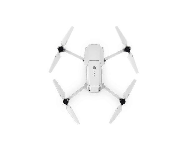 Квадрокоптер DJI Mavic Pro Alpine White Combo