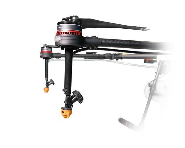 Сельскохозяйственный октокоптер DJI Agras MG-1S