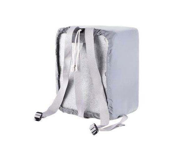 Чехол-рюкзак DJI для Phantom4, Silver (Part 58)