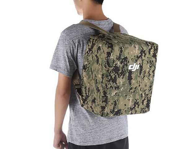 Чехол-рюкзак DJI для Phantom4, Camo Green (Part 59)