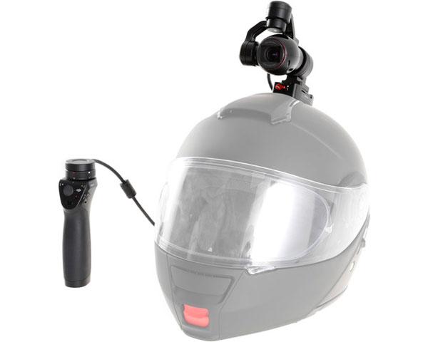 Крепление на шлем для DJI Osmo (Part 88)