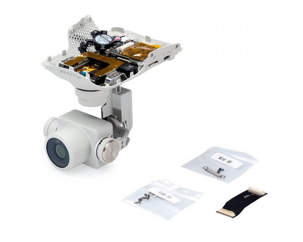 Подвес с камерой для DJI Phantom 4 P/P+ (Part 63)