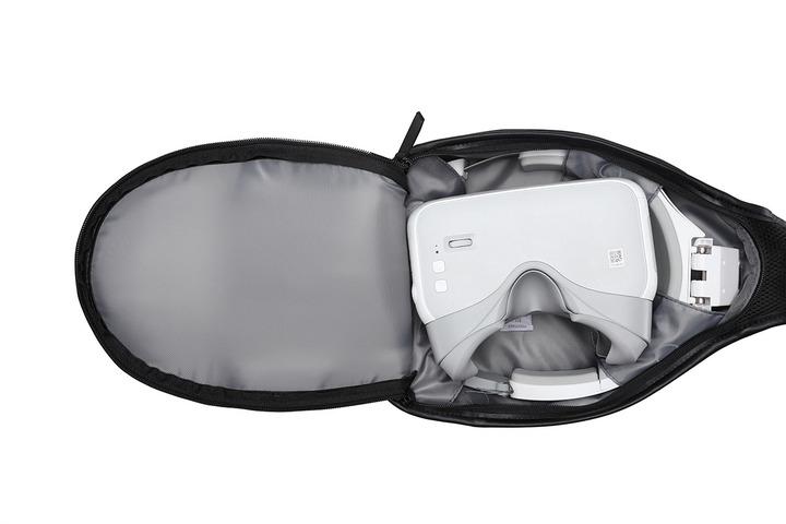 Рюкзак для DJI Goggles/Mavic Pro/Spark (Part 3)