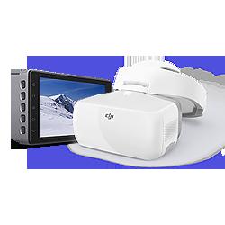 Видеошлемы, очки, мониторы