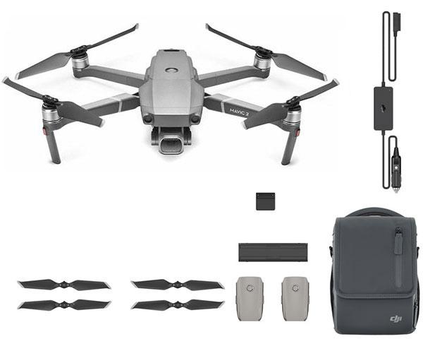 Квадрокоптер DJI Mavic 2 Pro Fly More Combo