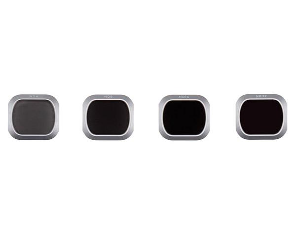 Комплект нейтральных фильтров ND4/8/16/32 для DJI Mavic 2 Pro (Part17)